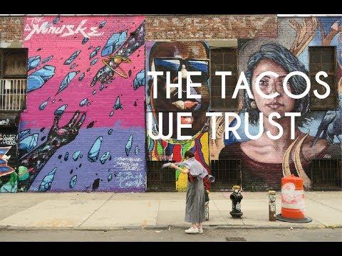 รักดอกnewyorkเล่น | The TACOS We Trust(?) | usa vlog
