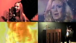 Download Video ADELE is The best song ,Sabrina,A.Miccitelli. duet 333 MP3 3GP MP4