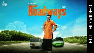 New Punjabi Songs 2016   Roadways  Parry Singh   Latest Punjabi Songs 2016   Jass Records