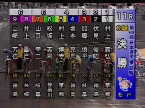 第63回日本選手権競輪 - YouTube