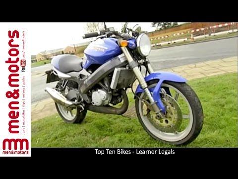 Top Ten Bikes - Learner Legals