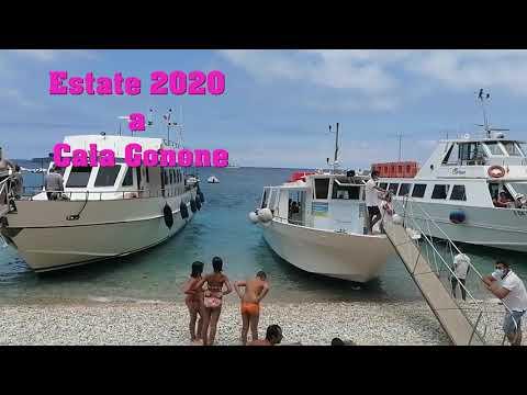 Cala Gonone beaches