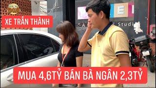 Khương Dừa bán siêu xe của Trấn Thành và các nghệ sĩ cho Bà Ngân Biên Tập với giá rẻ bèo?
