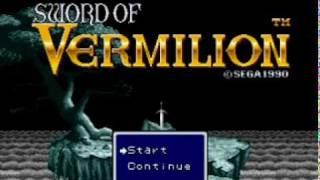 Sword of Vermilion Music - Last City