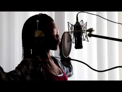 Rapping the Nicki Minaj part of