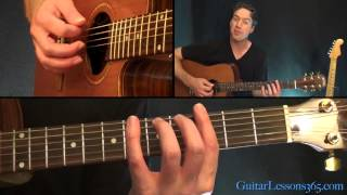 Hey Jude Guitar Lesson - The Beatles