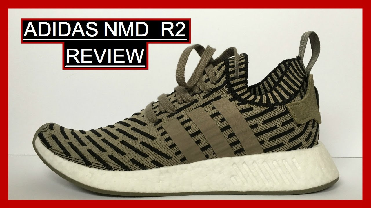 37e0000378ce6 Adidas NMD R2 Unboxing And Review - YouTube