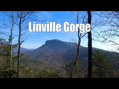 The Linville Gorge - 3 Day Backpacking the Grand Loop