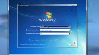 Windows 7 recovery DVD