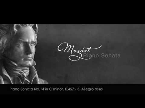 Mozart: Piano Sonata No.14 in C minor, K.457