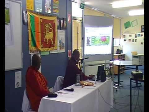 www bavana org web opening australia ven galigamuwe gnanadeepa thero part  1