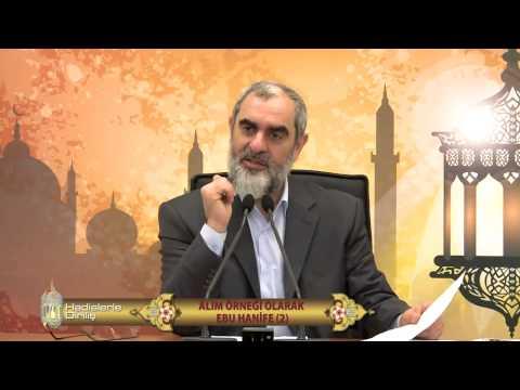 Allah rızası için, beline bomba bağlayıp, Cuma namazında patlatmak harici zihniyetidir