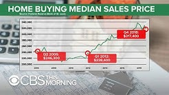 Good news for home buyers: Inventory starting to improve