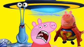 Свинка Пеппа. Все серии подряд. Похищение. Доктор Барби лечит. Видео для девочек. Peppa Pig. Barbie.