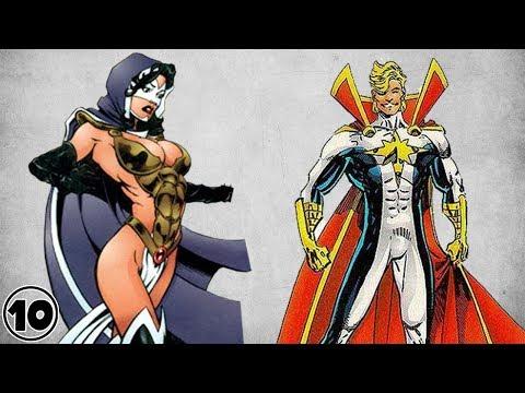 Top 10 Transgender Comic Book Characters