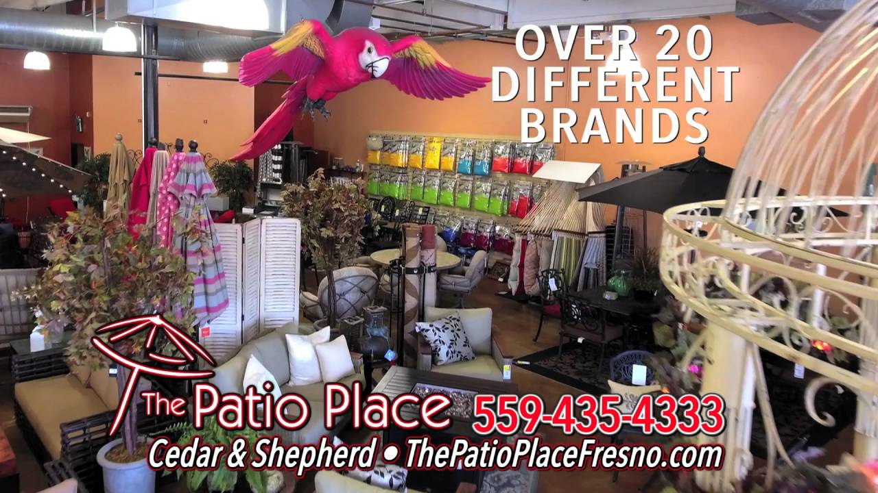 THE PATIO PLACE FRESNO 2016 - TV COMMERCIAL - YouTube