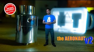 the 24mm aeronaut v2 is even better than the first one   how to build a vertical swan coil