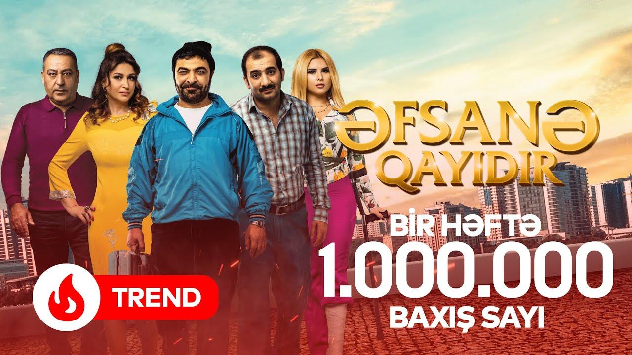 Əfsanə Qayıdır (Tam Film) 2020