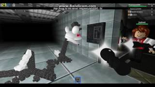 ROBLOX Five Nights At Area-51 [SCARY]