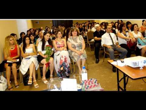 Elite Plaza Business Center, Yerevan, Armenia Лидеры команды