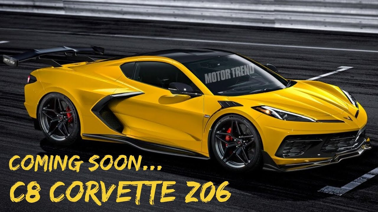 2020 Corvette Z07 Reviews