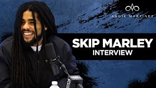 """Skip Marley Says He Had Instant Chemistry With H.E.R. On """"Slow Down"""""""