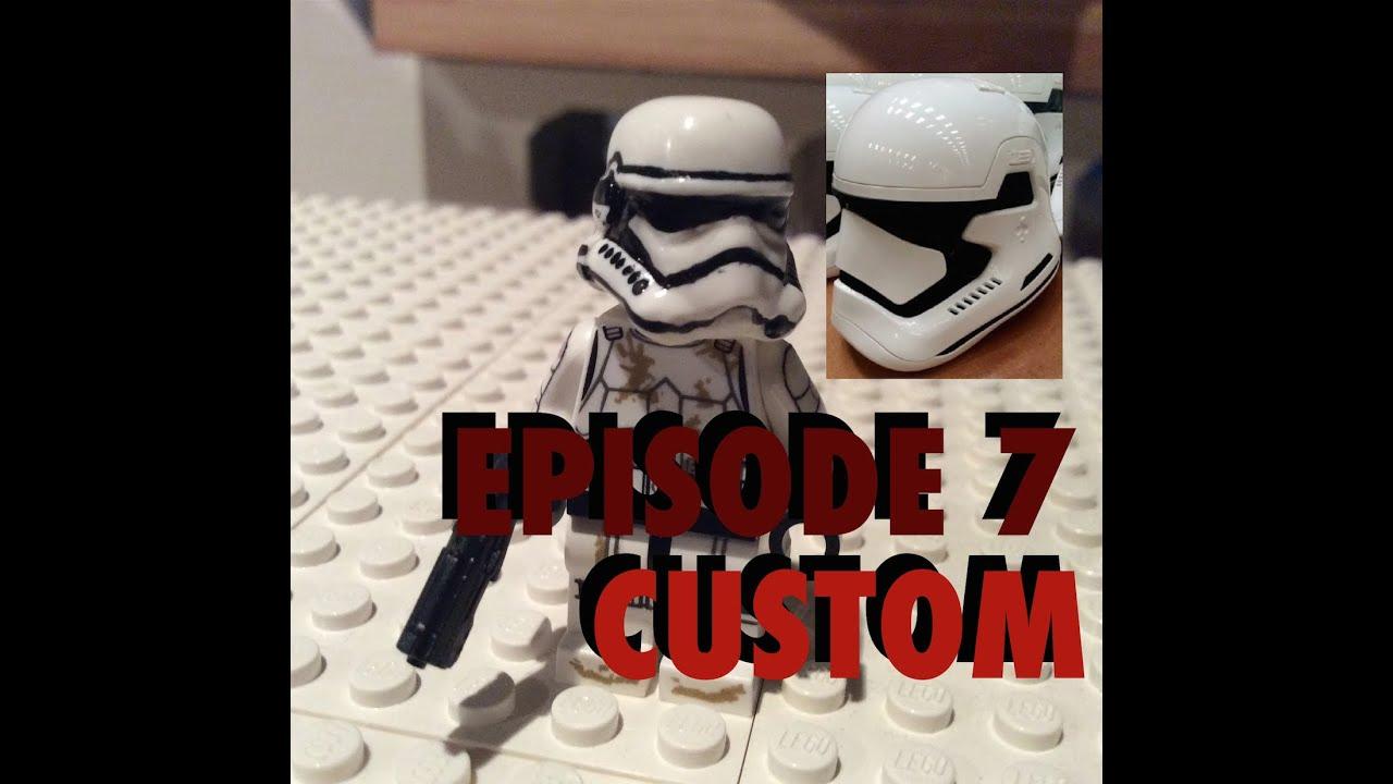 Storm Trooper Helmet Wallpaper