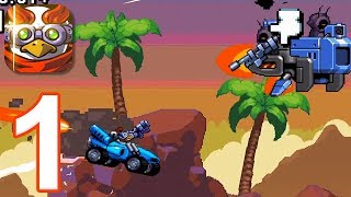 Road Warriors - Gameplay Walkthrough Part 1 (iOS, Android)
