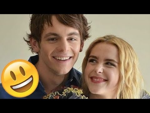 Ross Lynch & Kiernan Shipka Chilling Adventures of Sabrina  Funny Moments Best 2018★