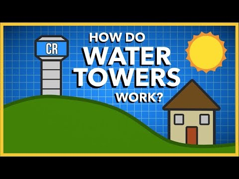 How Do Water Towers Work?