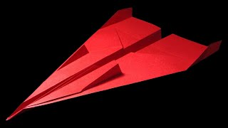 How To Make A Paper Airplane That Flies - Paper Airplanes - Best Origami Plane | Video Games