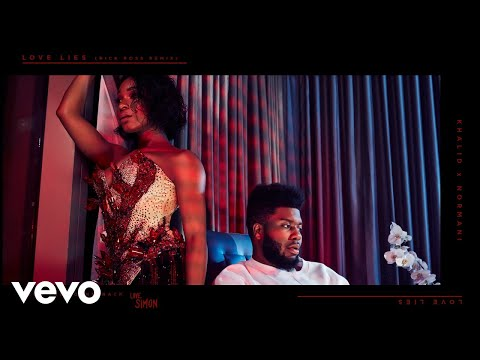 Khalid & Normani  Love Lies Remix Audio ft Rick Ross