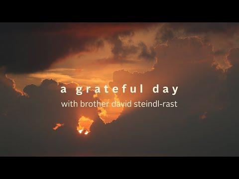A Grateful Day with Brother David Steindl-Rast - Gratefulness.org