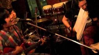 久保田健司バンド 20110506 京都hawkwind 5.