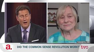Did The Common Sense Revolution Work?