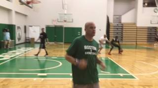 Jayson Tatum, Jaylen Brown work after Boston Celtics summer league practice