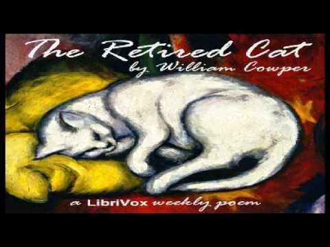 Retired Cat | William Cowper | Multi-version (Weekly and Fortnightly poetry) | Audiobook | English