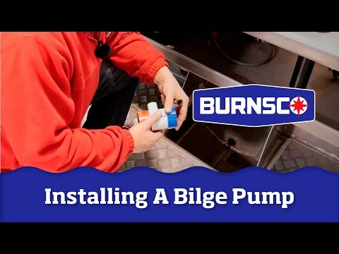 How To Install A Bilge Pump In Your Boat - DIY Guide