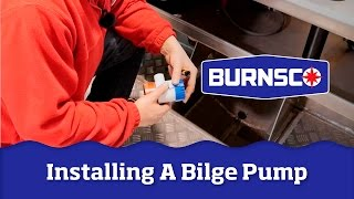 How To Install A Bilge Pump In Your Boat - DIY Guide - YouTube | Bass Boat Bilge Pump Wiring Diagram |  | YouTube