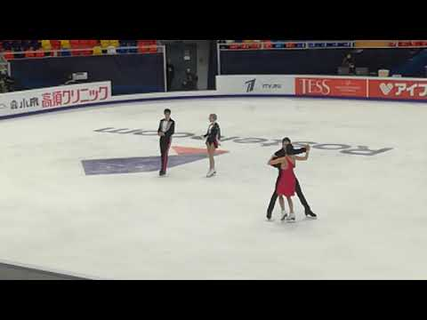 Piper Gilles & Paul Poirier Worlds 2019 Warmup + RD (CBC) from YouTube · Duration:  5 minutes 57 seconds