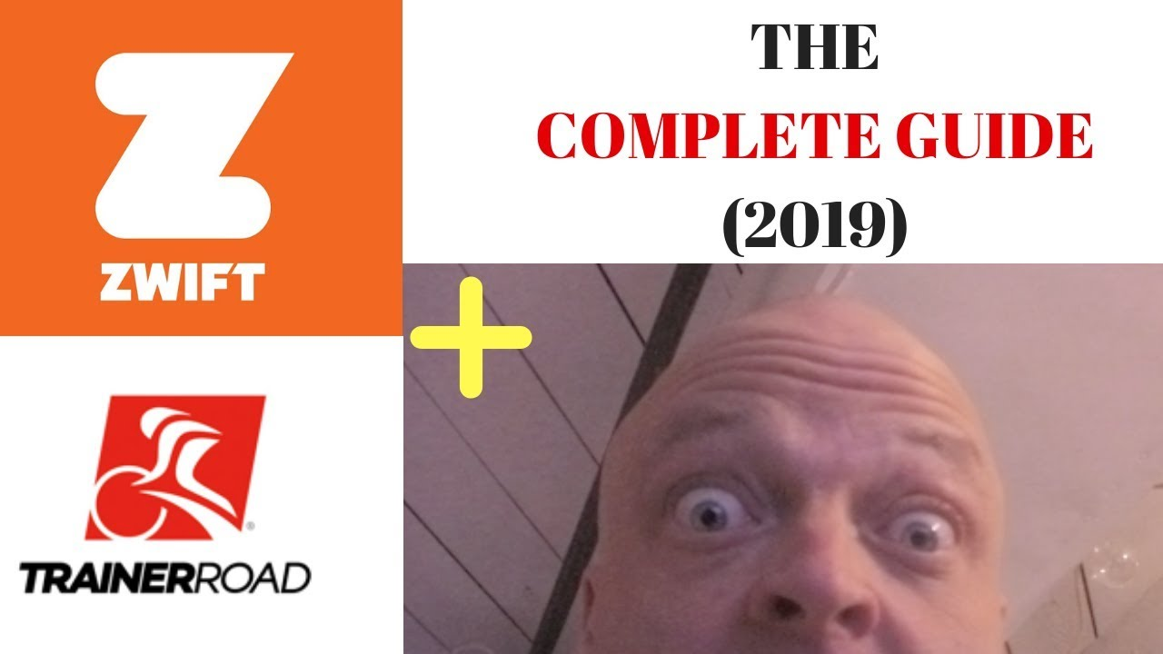 How to Connect Zwift & TrainerRoad (5 ways - 2019) 💻 🚴♂️