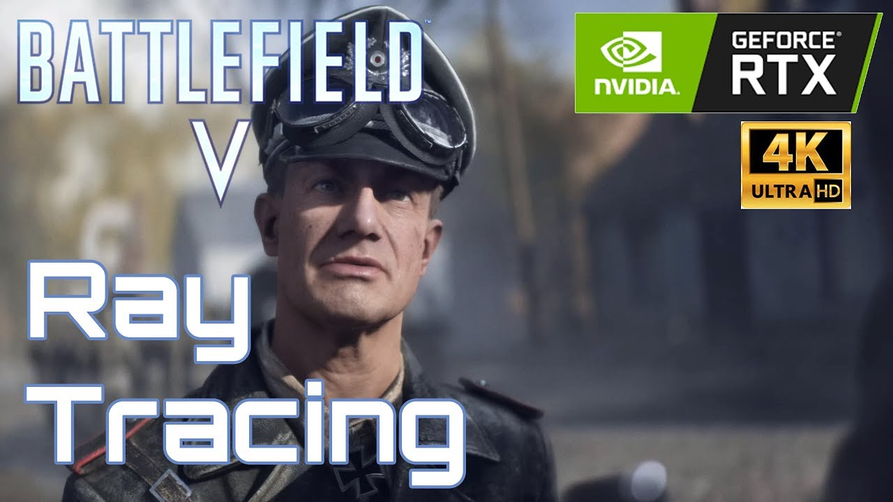 December 4 Battlefield V Raytracing DXR performance patch released