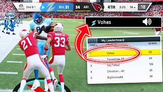 i played the #1 Ranked Player in the World...IN MY SUPERBOWL! - Madden 20 Ultimate Team