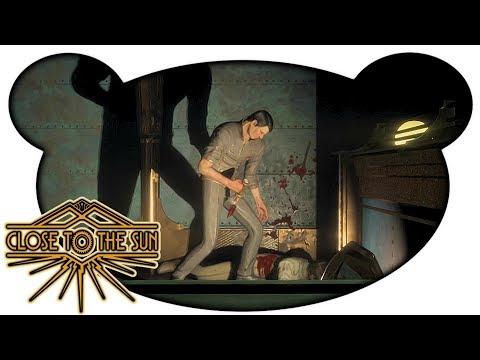 Der Psycho Killer - Close to The Sun ???? #04 (Horror Gameplay Deutsch Bruugar)
