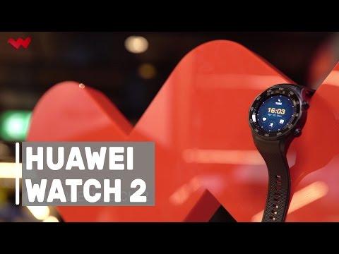 Primeiras Impressões - Huawei Watch 2   Worten