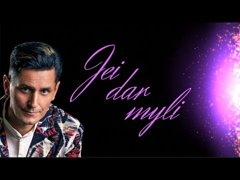 TONIS ✦ Jei dar myli ✦(Official Lyric Video)✦ 2017