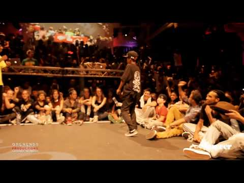 1st Round Battles; HipHop Summer Dance Forever 2013