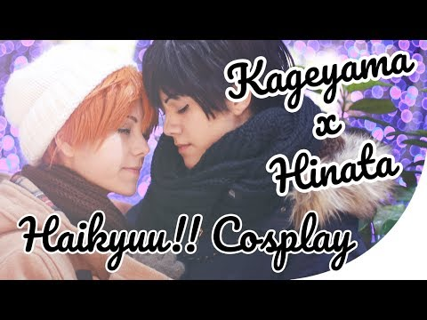 Just a Dream [Kageyama x Hinata YAOI] @ COSPLAY HAIKYUU
