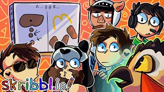When Skribbl.io drawings get racial... (Skribbl.io Funny Moments)