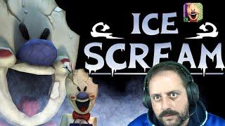 Ice Scream : Horror Neighborhood 🍦 Ελληνικό🍦Gameplay Σώζουμε το παγωμένο παιδί .